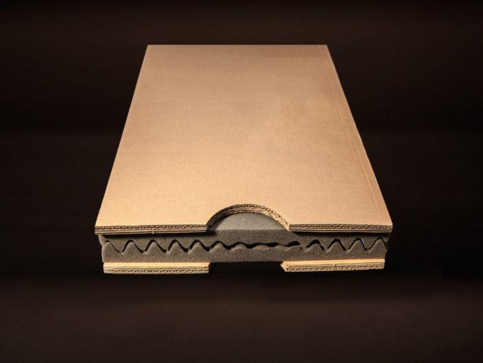 Materialkombination flexible Verpackung