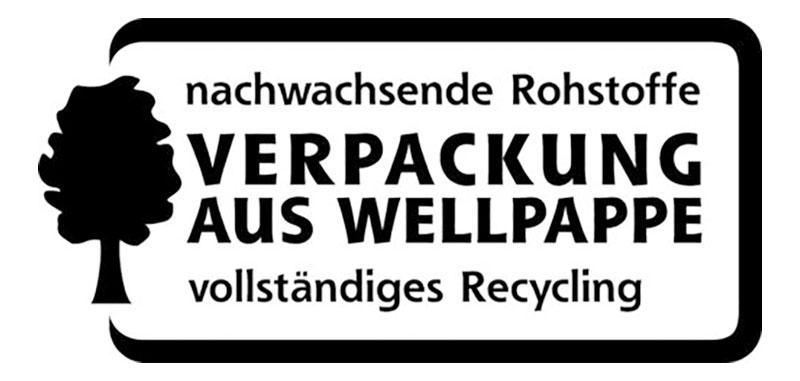 vollständiges Recycling